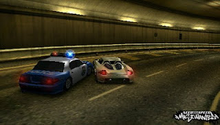Game PSP Game PSP Need For Speed Most Wanted ISO