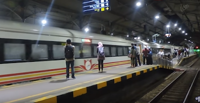 Info kereta api Wijaya Kusuma