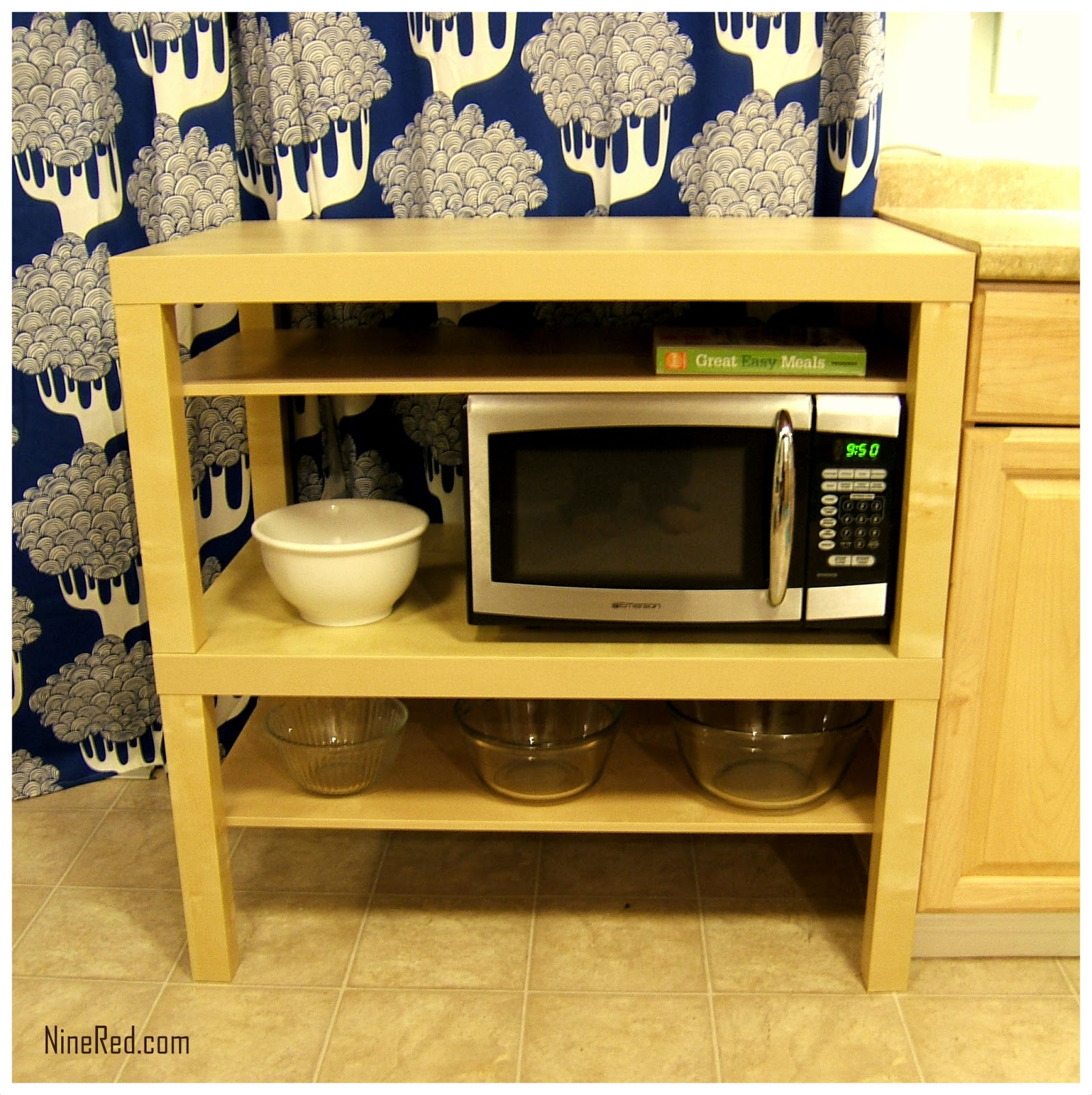 Ikea Kitchen Cart Hack: For Now, We Have A Perfect Little Cart That Was Cheap