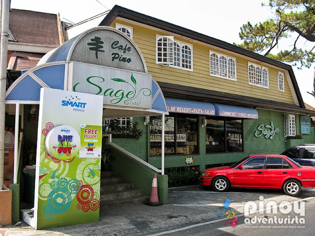 Must-try restaurants in Baguio for 2016  Sage Restaurant in Baguio City
