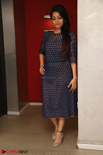 Dazzling Janani Iyer New pics in blue transparent dress spicy Pics 017.jpg
