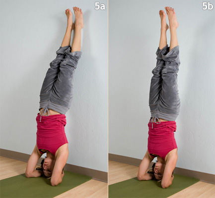 yoga tips  sirsasana   health benefits of headstand