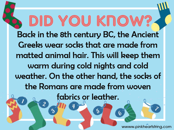 fact about socks