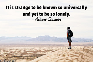 quotes about lonely dan artinya