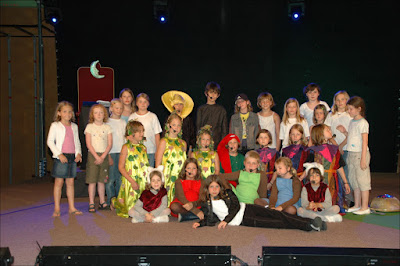 Gruppenfoto von Best of Theater Kindertheater