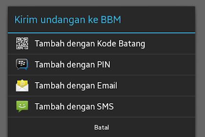 Jangan diklik: ini sudah tidak berguna untuk Bagaimana Cara Mengatasi PIN BBM Berubah saat pindah Perangkat?