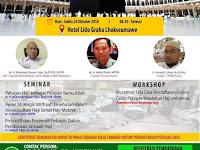 Seminar Kesehatan Haji Lhokseumawe 20 Oktober 2018
