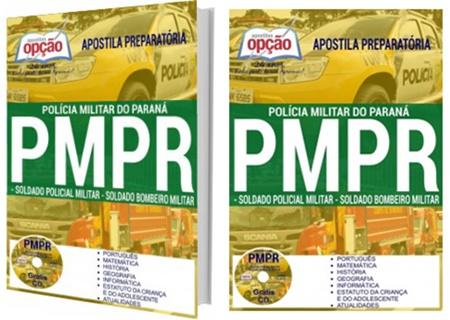 Apostila concurso PMPR 2017 Soldado