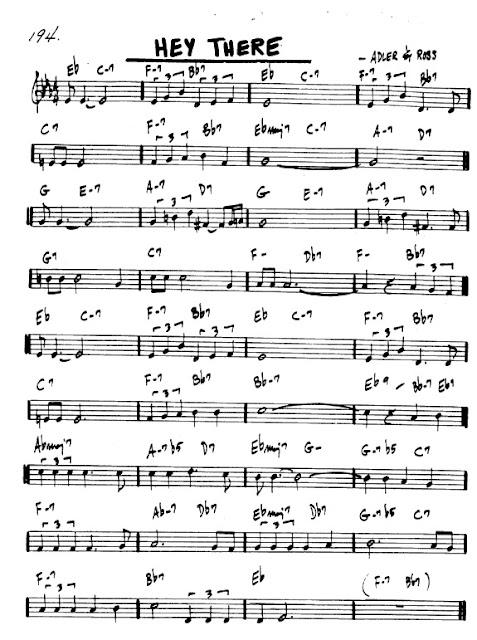 Partitura Violín Adler and Ross