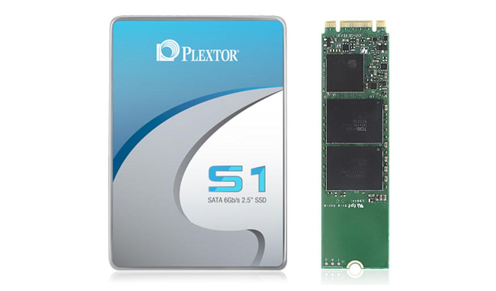 Plextor S1 SSD