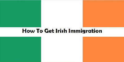 How To Get Irish Immigration