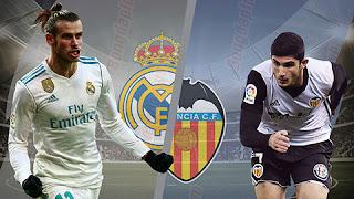 بث مباشر مباراة ريال مدريد وفالنسيا اليوم 01/12/2018 على قناة beIN SPORTS HD 3 live الدوري الاسباني