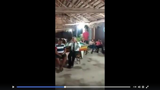 """DESGASTE POLÍTICO: """"De mentira a gente já tá tudo cheio"""", disse morador rural para grupo Coutinho em reunião"""