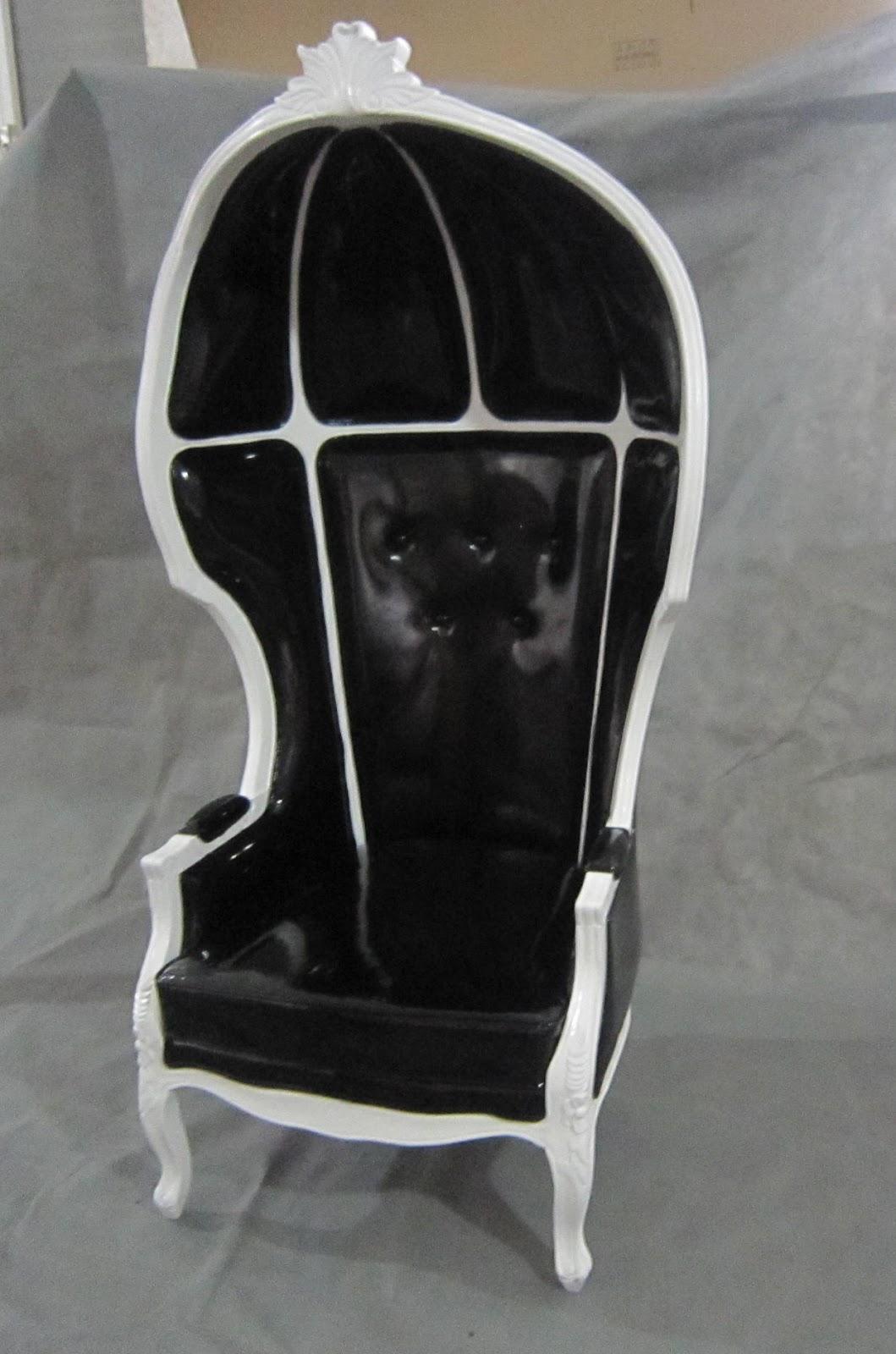 Black Velvet Throne Chair Dining Chairs With Wheels For Elderly The Mod Spot Group Order On Custom 999 00