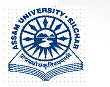 Assam University Recruitment 2020/15 Apply www.aus.ac.in