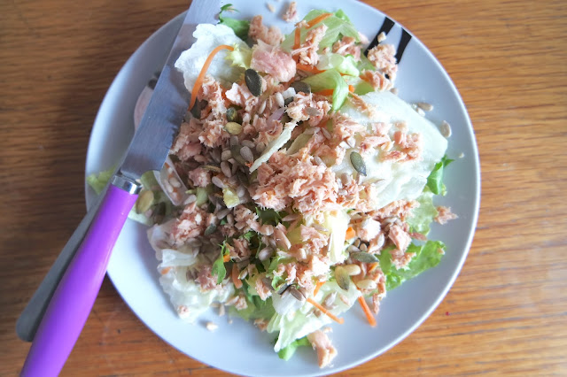 Sugar Free Lunch - Tuna Salad