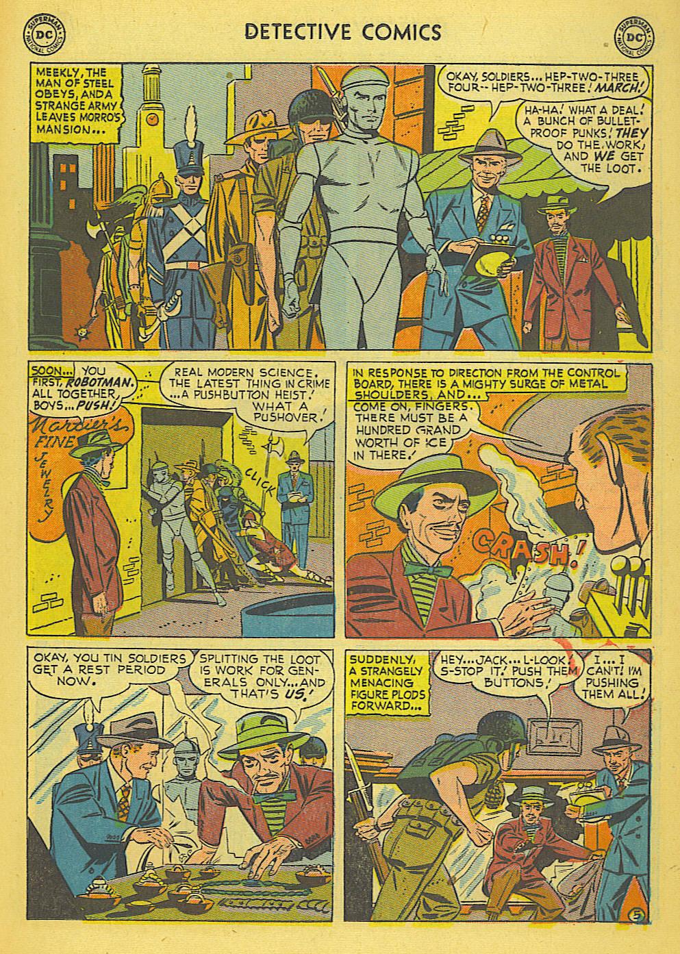 Read online Detective Comics (1937) comic -  Issue #173 - 22