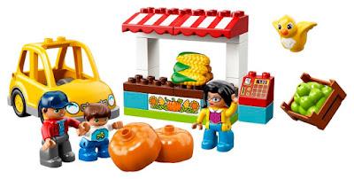 Abtauchen ins Reich des Spielens: Ein Plädoyer für mehr Quality Time in der Familie (+ Verlosung). Ich darf einmal das Lego Duplo Set Bauernmarkt verlosen!