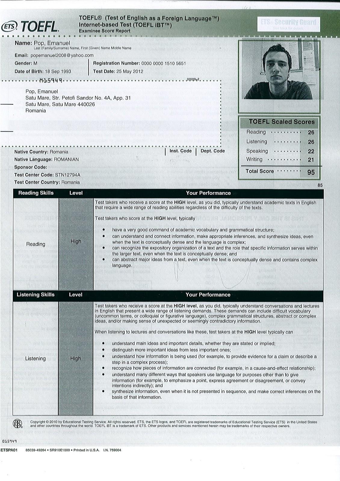 Image Result For Multi Level Front Steps: TOEFL Results: 1086116470 TOEFL IBT Results