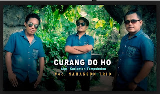 Lirik Lagu Nahanson Trio - Curang Do Ho