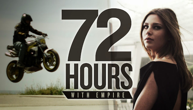 72 Hours with Empire