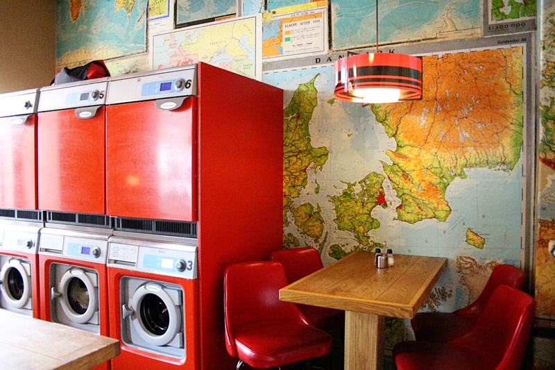 Laundromat Cafe Copenhagen