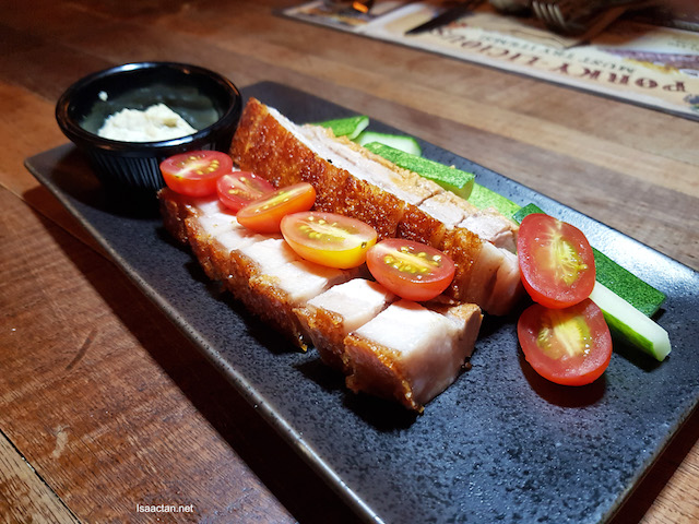 Roasted Pork Belly - RM22.90