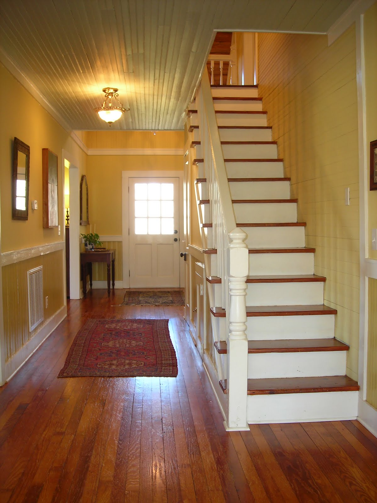 Dressing The Stairs