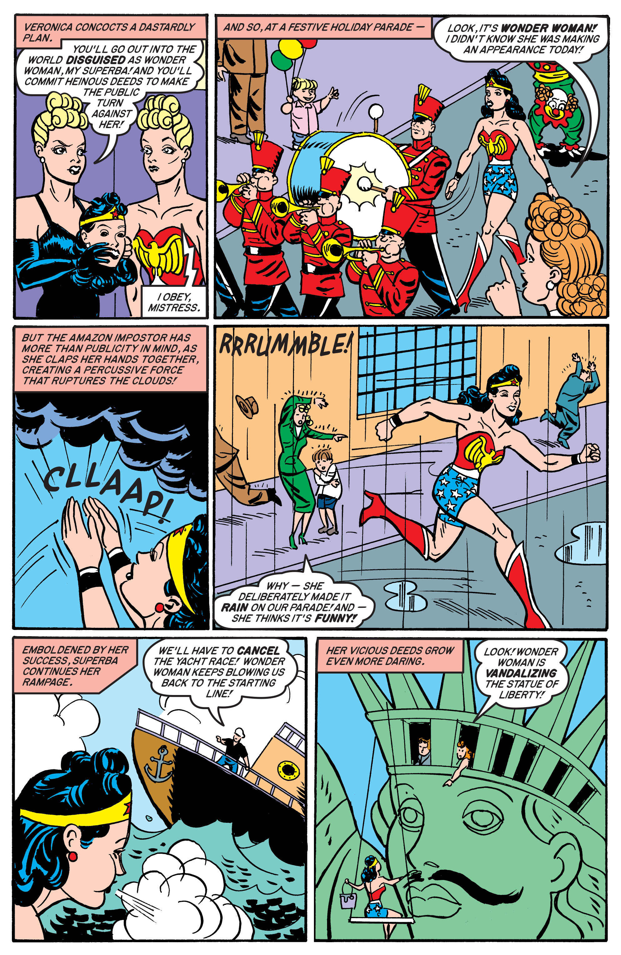 Read online Wonder Woman (1987) comic -  Issue #200 - 23