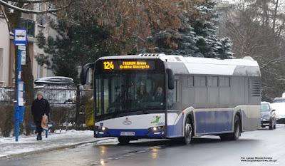 Solaris Urbino 12, MPK Kraków