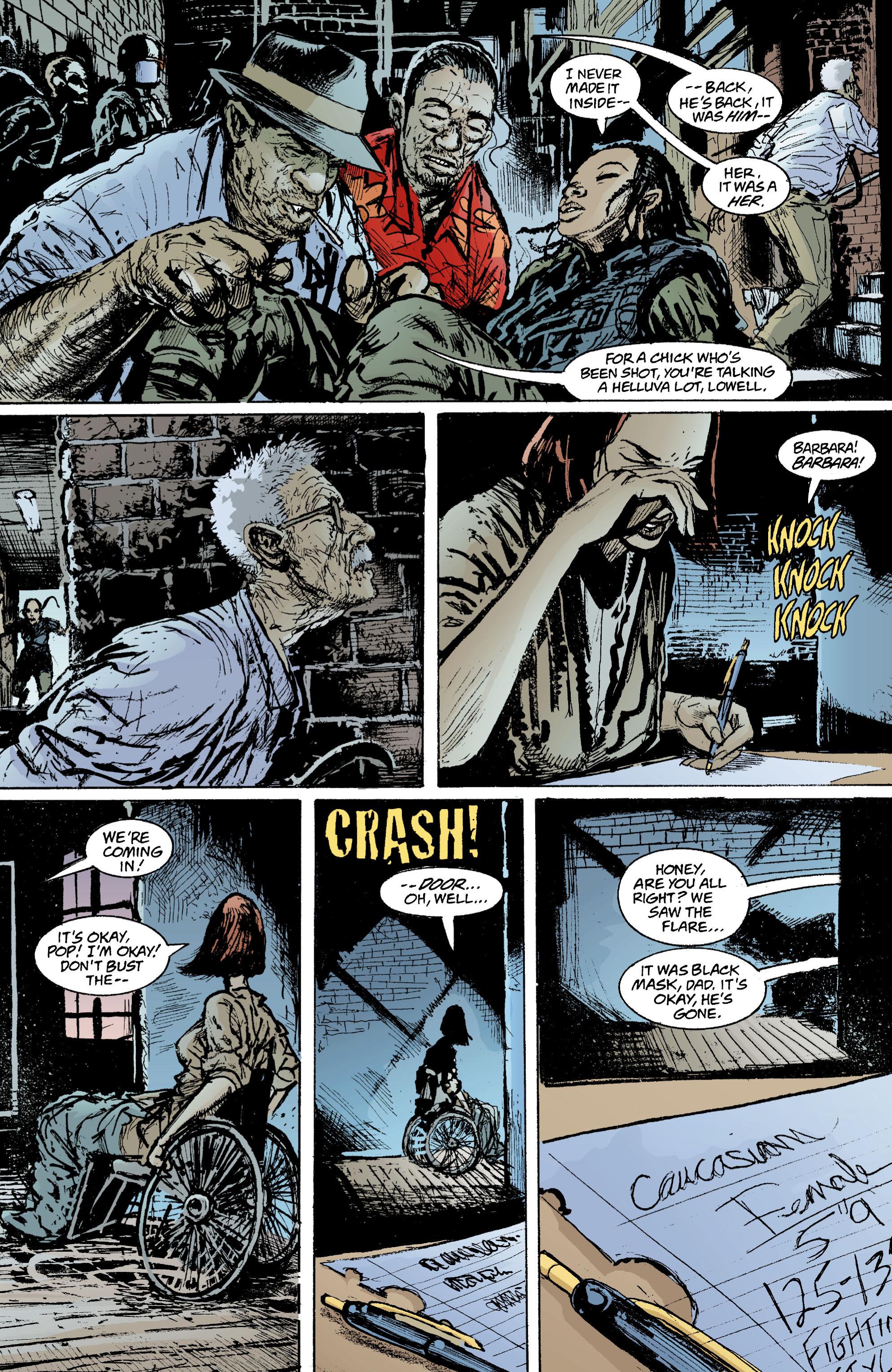 Detective Comics (1937) 732 Page 8