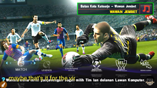 Download PES 57 Mod Texture by Denny Ardian PSP Android