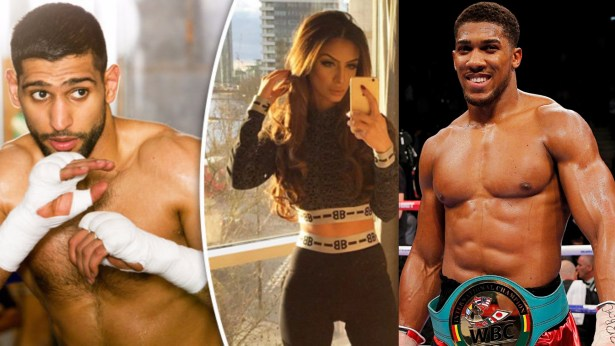 Image result for Faryal Makhdoom: I Have Forgiven Amir Khan For Accusing Me Of Affair With Anthony Joshua