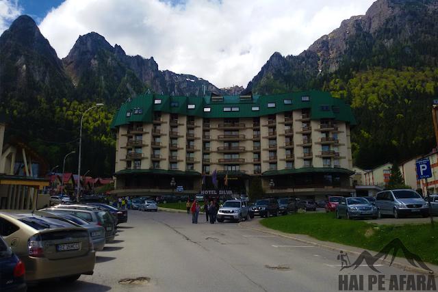 Hotel Silva Telecabina Bușteni
