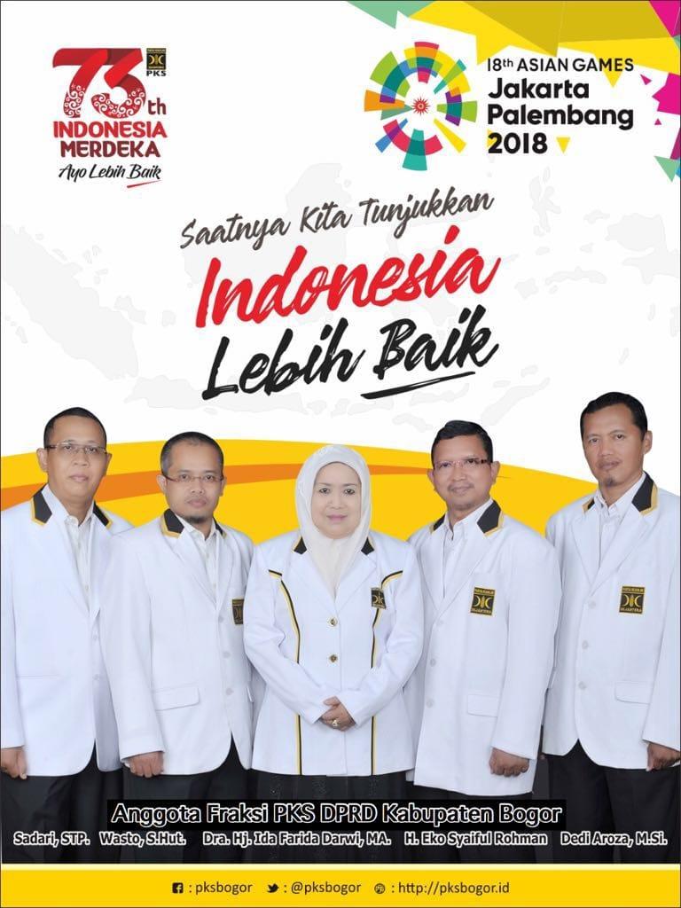 Fraksi PKS DPRD Kabupaten Bogor