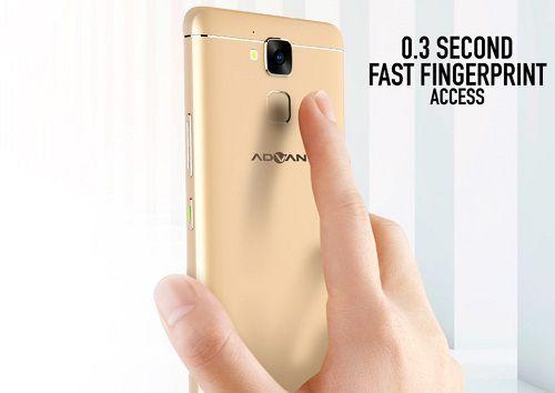 Fitur Fingerprint Advan G1 Pro - IlyasWeb.Com