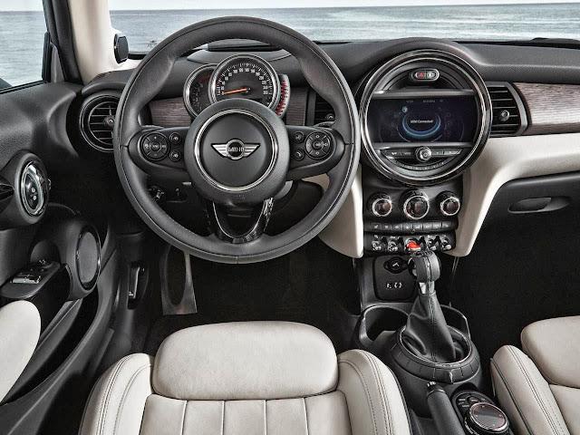 Grupo BMW anuncia modelos MINI elétricos