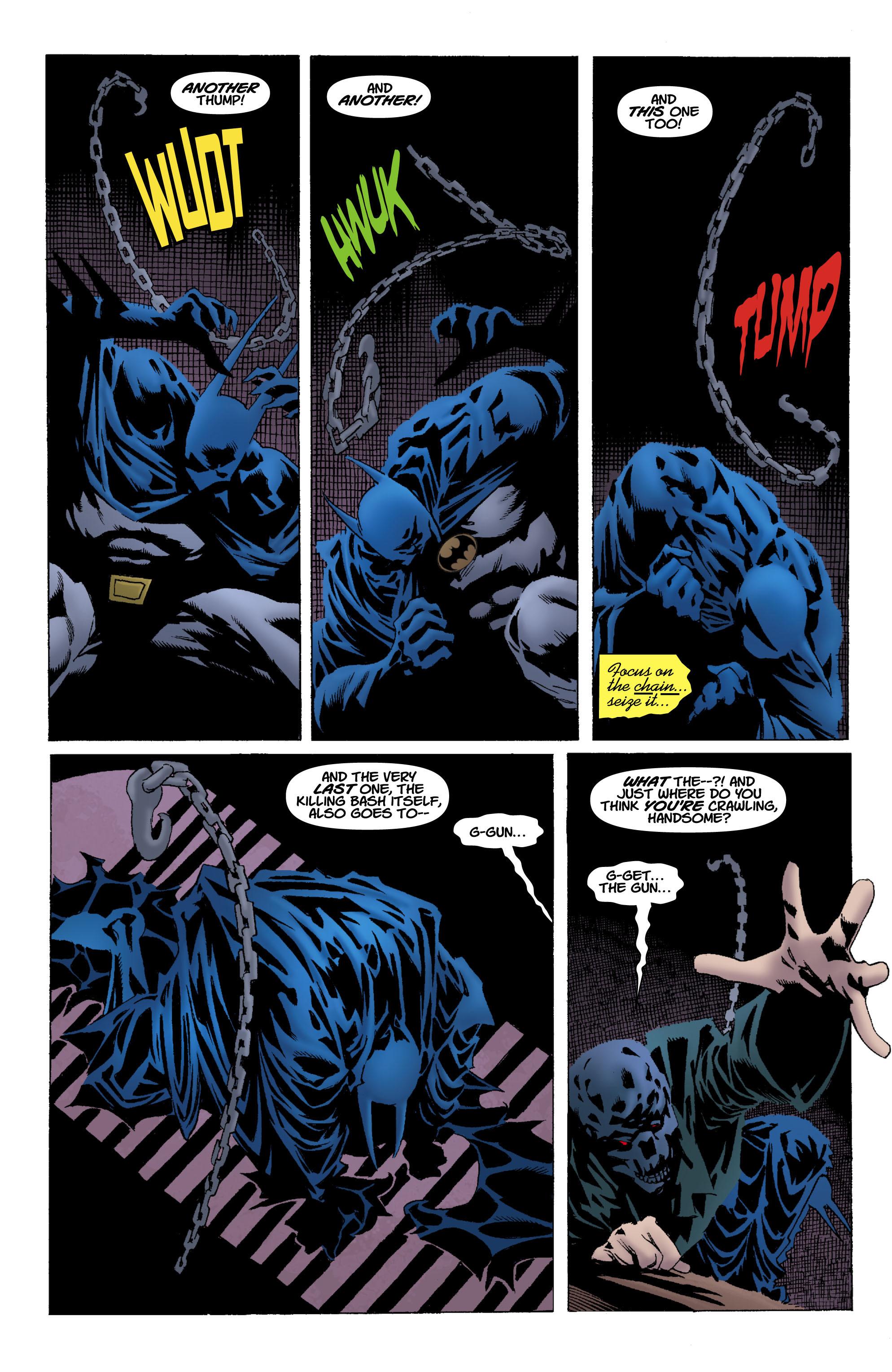 Read online Batman: Unseen comic -  Issue #4 - 11