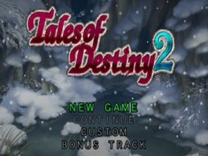 Download Tales of Destiny 2 PSP ISO