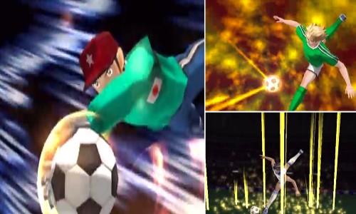 Cara Captain Tsubasa PS2 Bisa Dimainkan Di Android