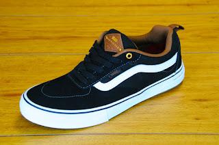 skateboard shoe vans kyle walker