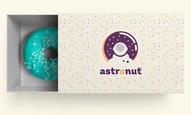 Branding Astronut Packaging