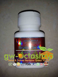 Green World Brain Care Capsule