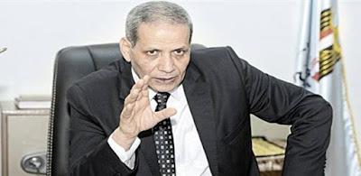 الهلالى الشربينى وزير التربية والتعليم