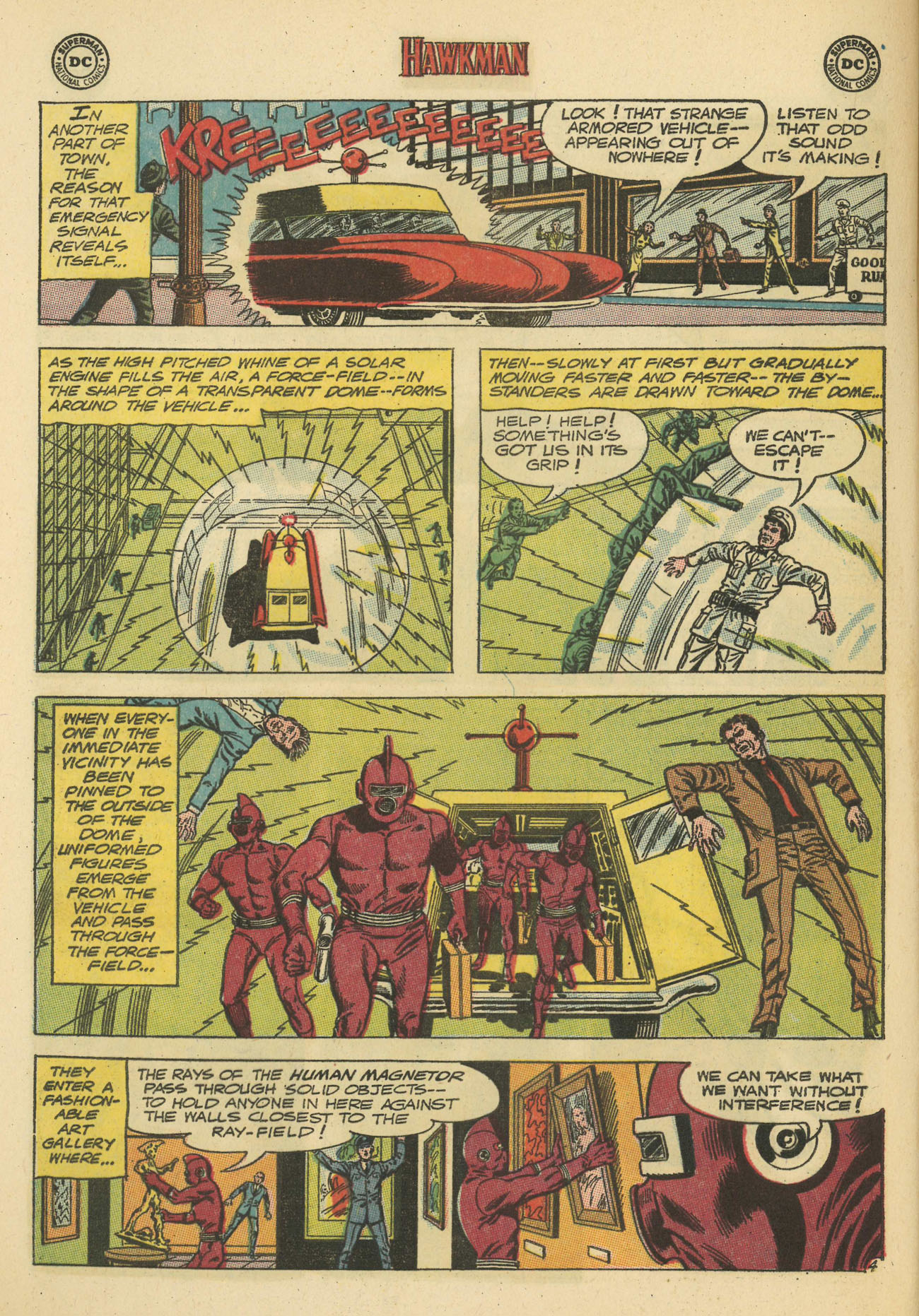 Hawkman (1964) issue 4 - Page 24
