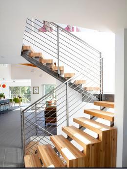 Fotos de escaleras - Fotos de escaleras de madera ...