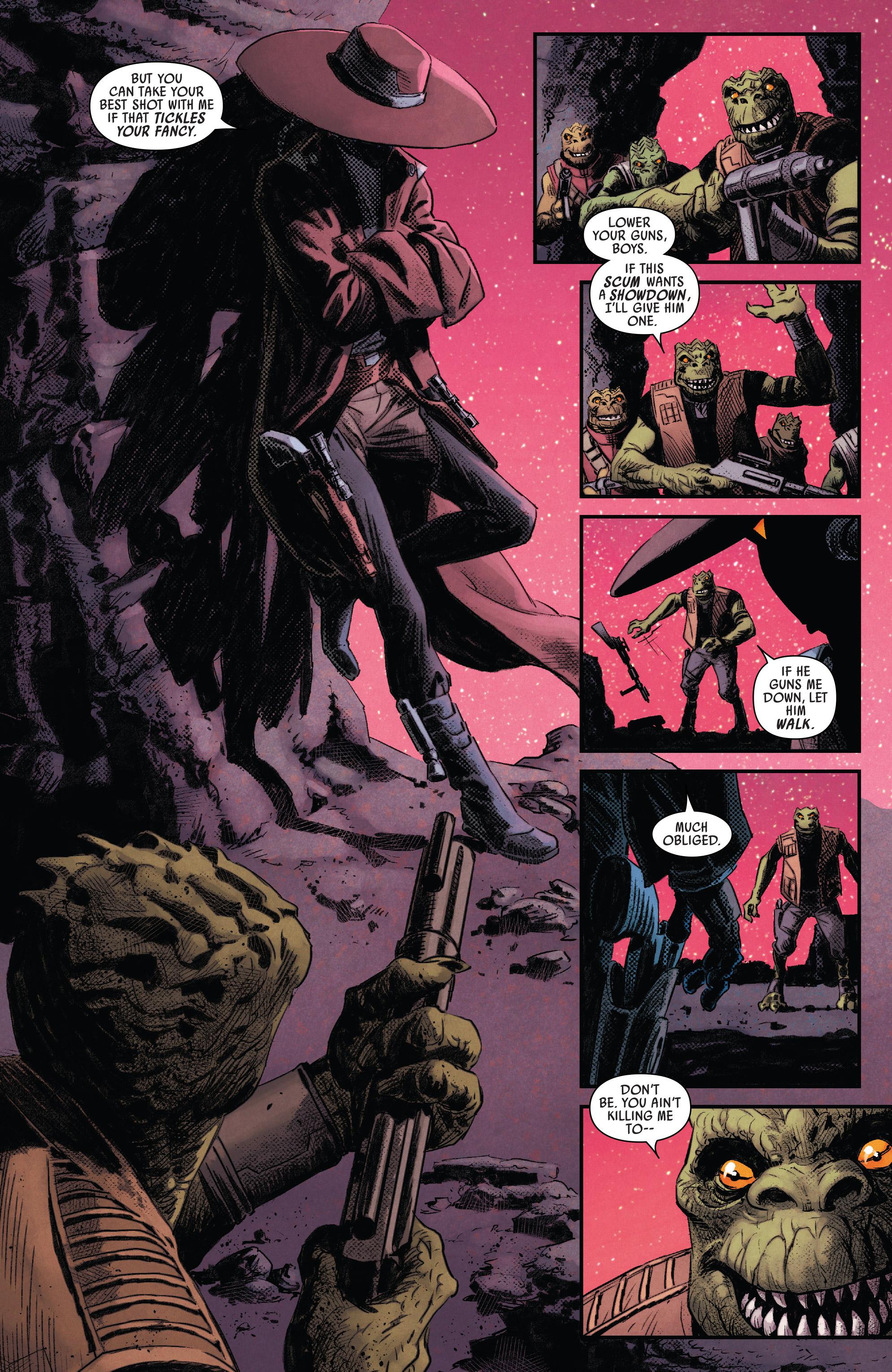 Read online Darth Maul comic -  Issue #4 - 15