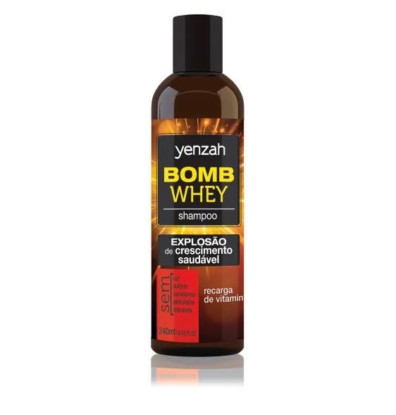 WHEY BOMB CREAM - SHAMPOO 240ML