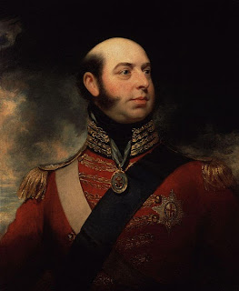 Edward, Duke of Kent and Strathearn by Sir William Beechey, 1814