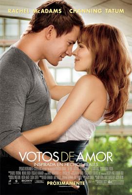 Reseña: Votos de Amor (The Vow)